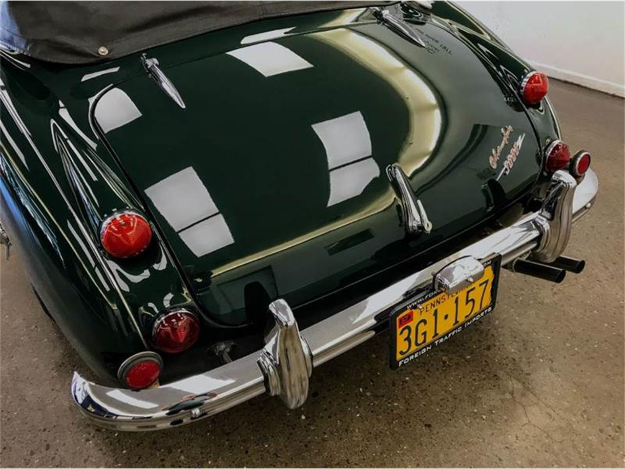 Large Picture of '67 Austin-Healey 3000 Mark III located in Pennsylvania - M74C