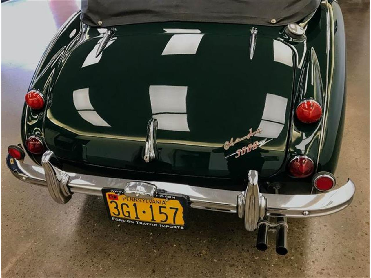 Large Picture of Classic 1967 Austin-Healey 3000 Mark III located in Pennsylvania - $59,950.00 Offered by Foreign Traffic Import Sales & Service - M74C