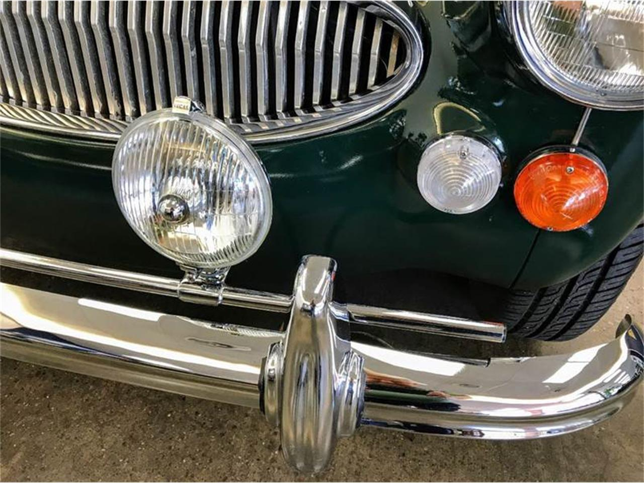 Large Picture of Classic 1967 Austin-Healey 3000 Mark III located in Allison Park Pennsylvania - M74C