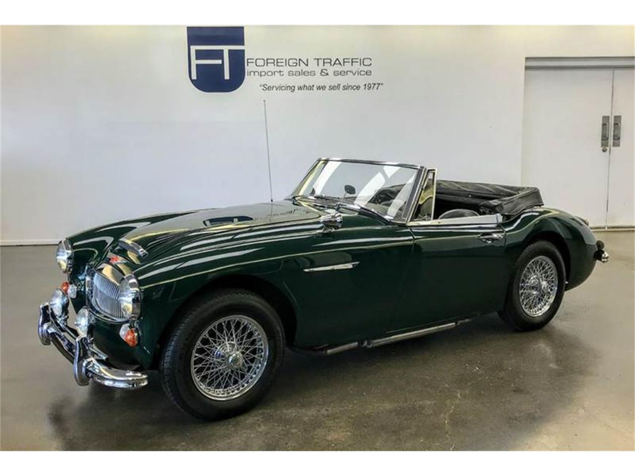 Large Picture of 1967 Austin-Healey 3000 Mark III located in Allison Park Pennsylvania - $59,950.00 - M74C