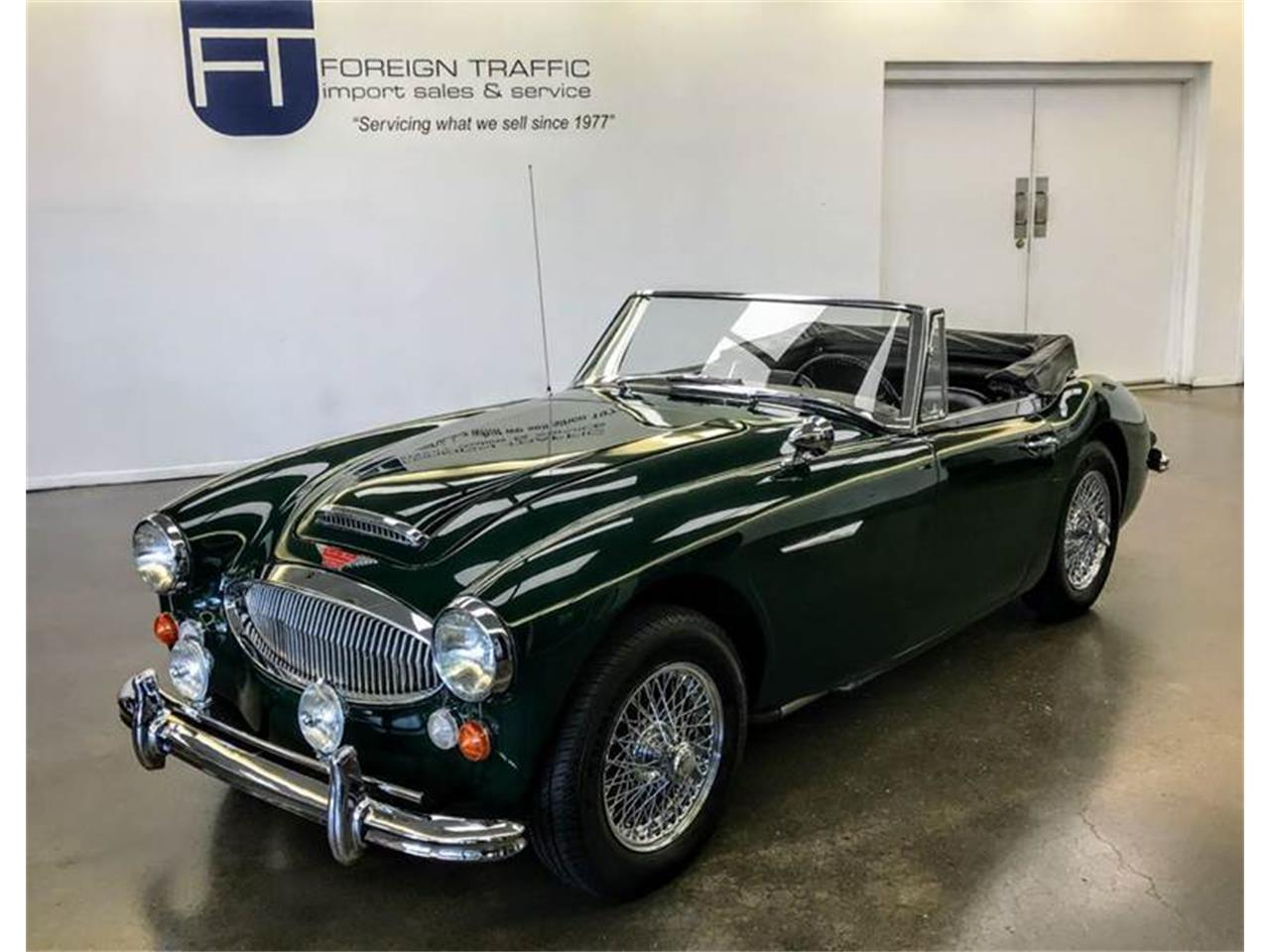Large Picture of '67 3000 Mark III Offered by Foreign Traffic Import Sales & Service - M74C