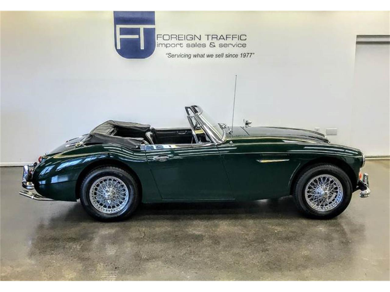 Large Picture of 1967 3000 Mark III located in Pennsylvania Offered by Foreign Traffic Import Sales & Service - M74C