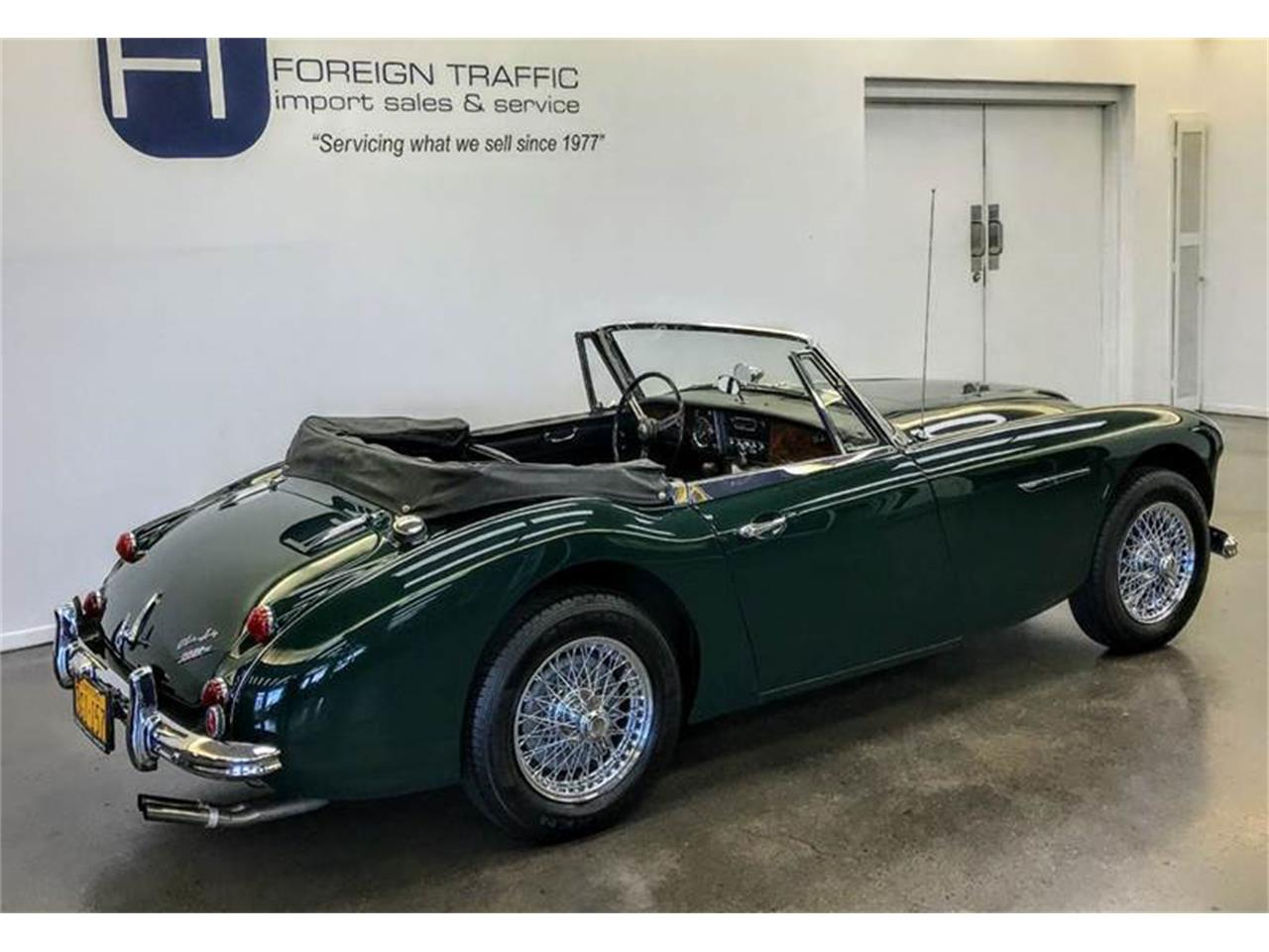 Large Picture of Classic 1967 3000 Mark III - M74C