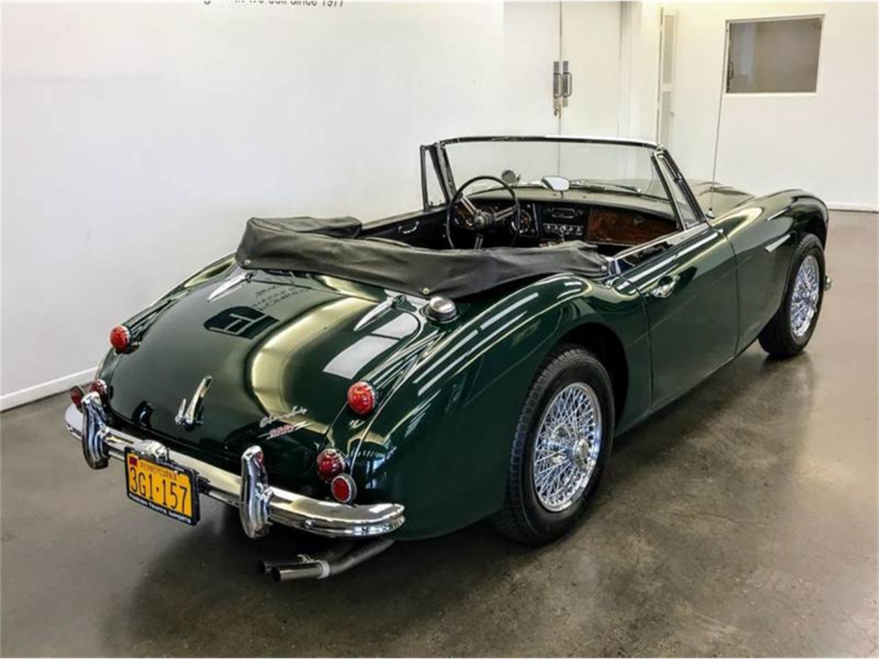 Large Picture of Classic '67 Austin-Healey 3000 Mark III located in Pennsylvania - $59,950.00 Offered by Foreign Traffic Import Sales & Service - M74C