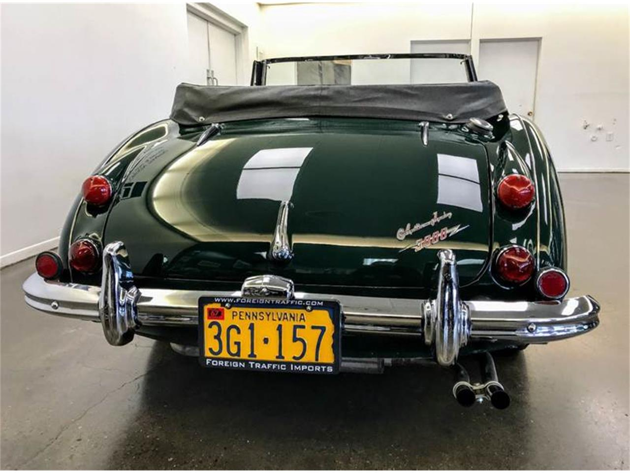 Large Picture of '67 Austin-Healey 3000 Mark III located in Allison Park Pennsylvania - $59,950.00 Offered by Foreign Traffic Import Sales & Service - M74C