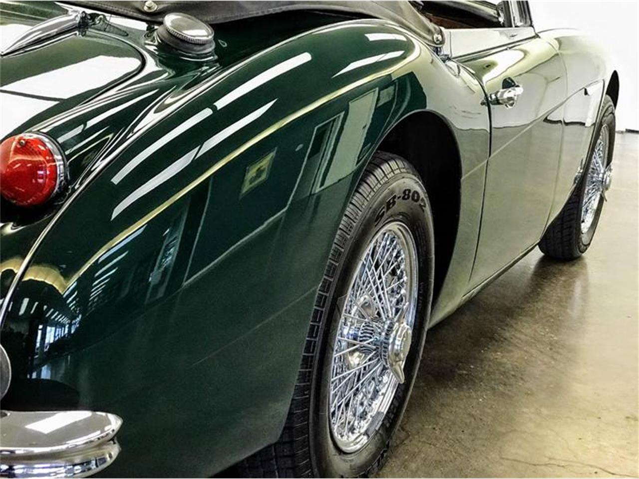 Large Picture of Classic 1967 Austin-Healey 3000 Mark III - $59,950.00 Offered by Foreign Traffic Import Sales & Service - M74C