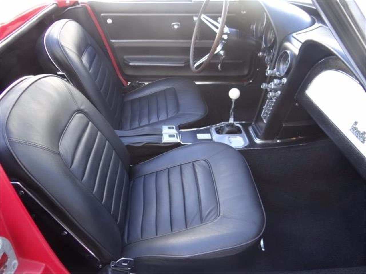 Large Picture of '66 Corvette - M74J
