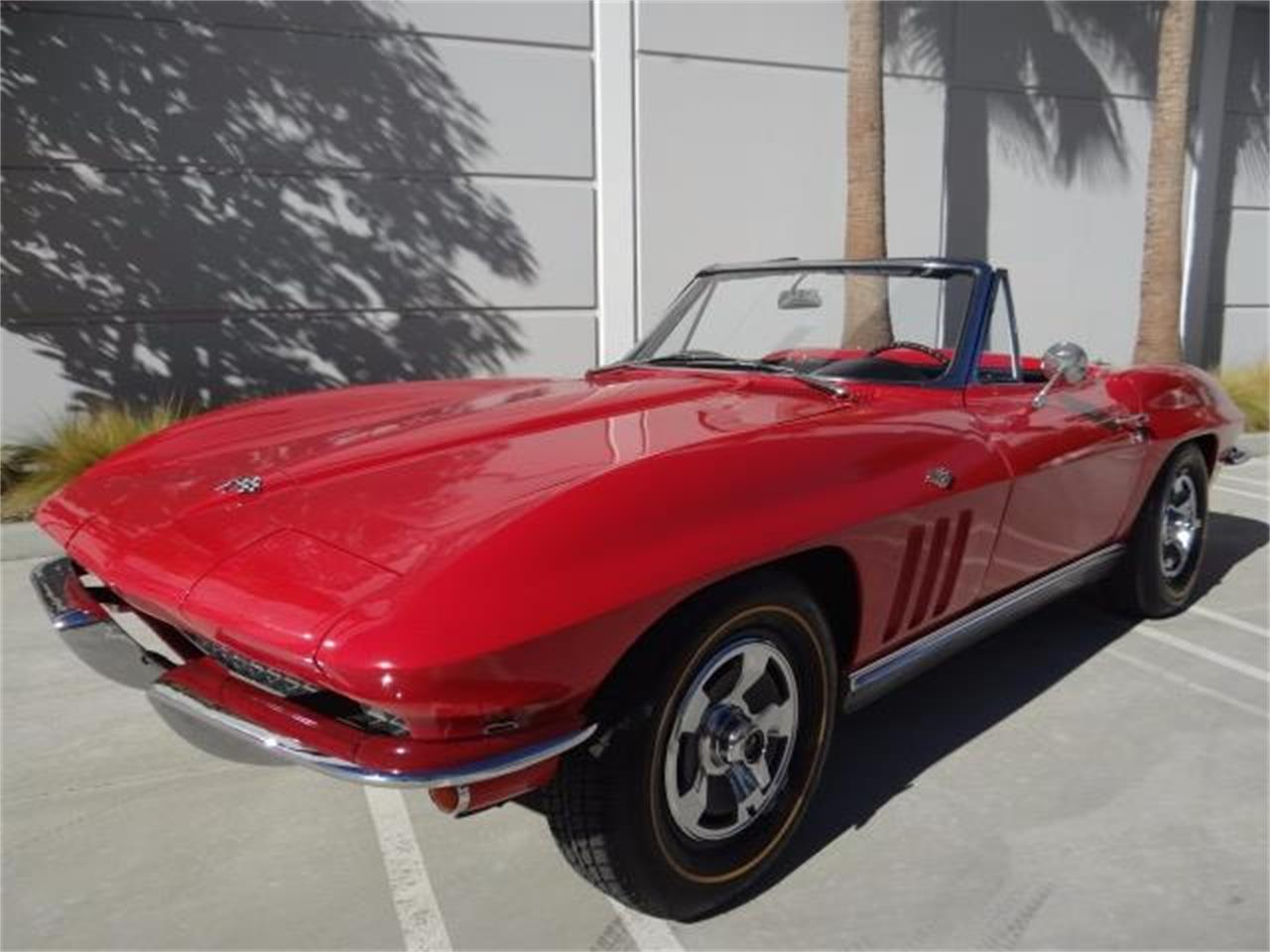 Large Picture of '66 Corvette - M74J