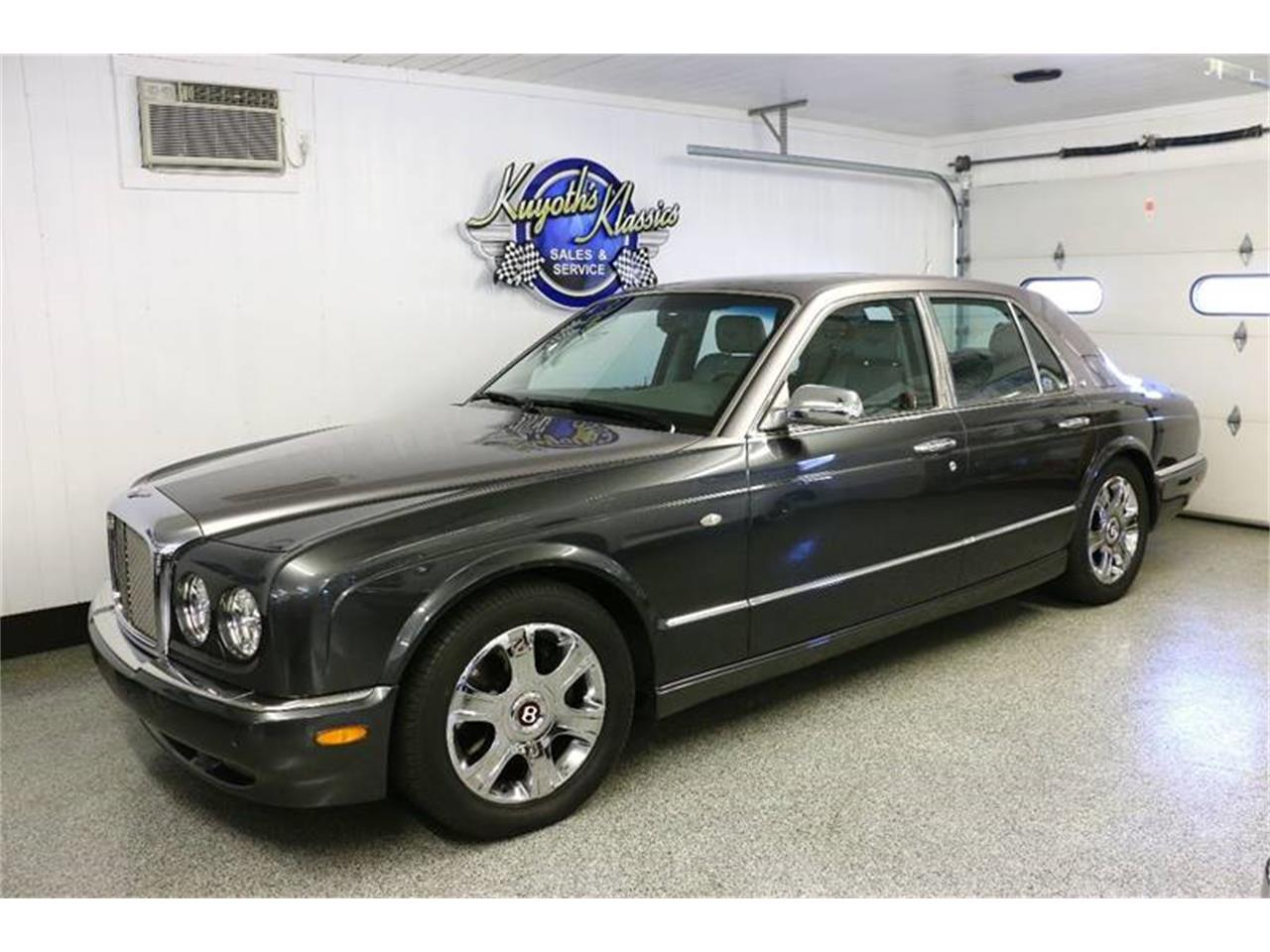 2006 bentley arnage for sale | classiccars | cc-1035678
