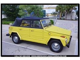 Picture of Classic 1973 Thing located in Sarasota Florida Offered by American Classic Car Sales - M74X