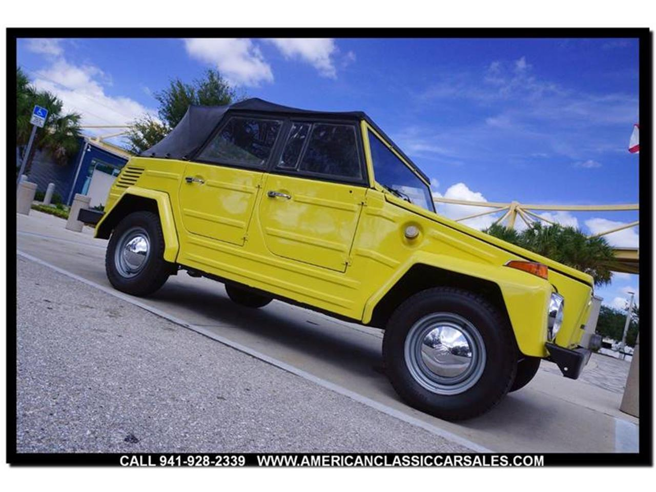 Large Picture of Classic '73 Volkswagen Thing - $15,750.00 - M74X