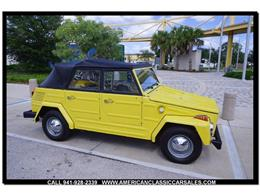 Picture of 1973 Volkswagen Thing located in Sarasota Florida - $15,750.00 - M74X