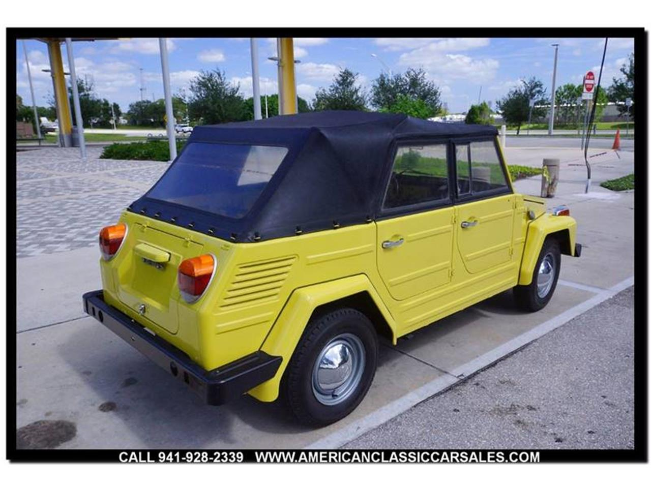 Large Picture of '73 Thing located in Sarasota Florida - $15,750.00 Offered by American Classic Car Sales - M74X