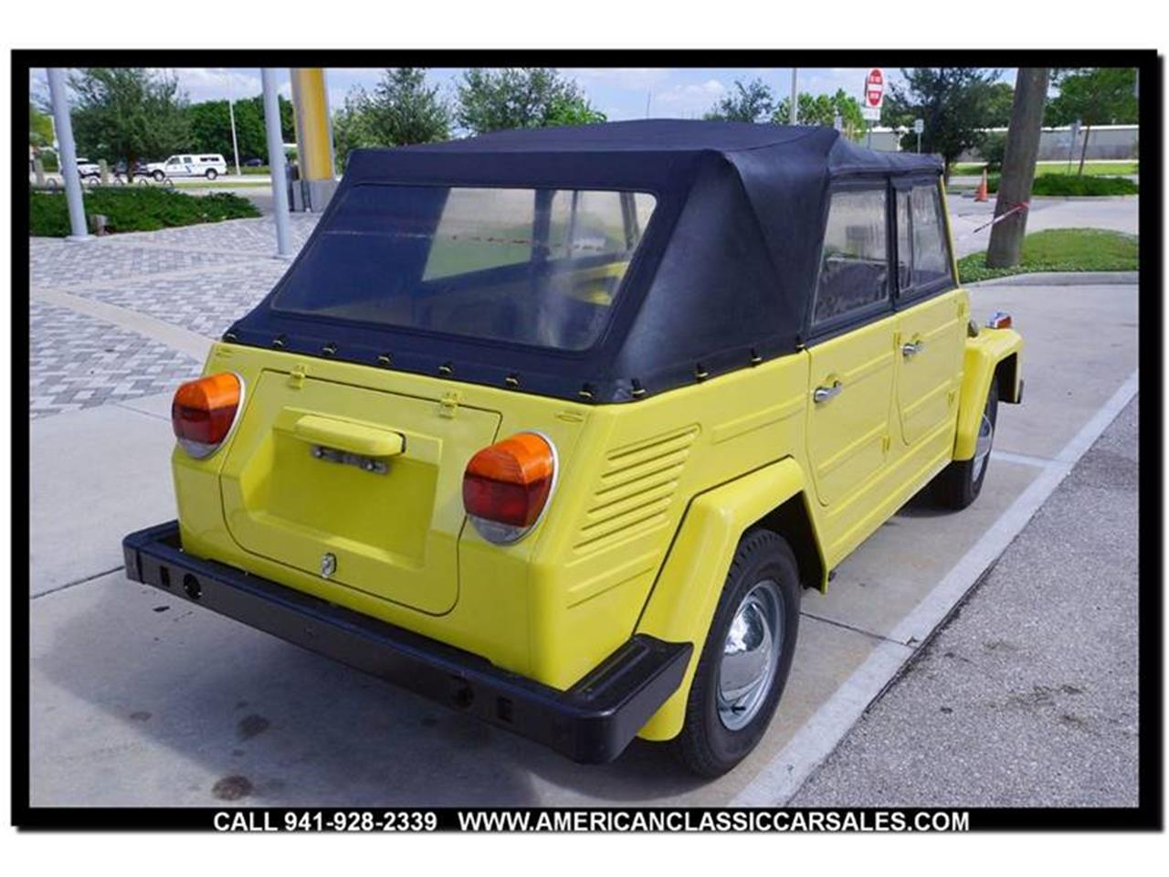 Large Picture of 1973 Volkswagen Thing - $15,750.00 - M74X