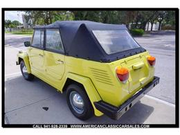 Picture of 1973 Volkswagen Thing located in Sarasota Florida Offered by American Classic Car Sales - M74X