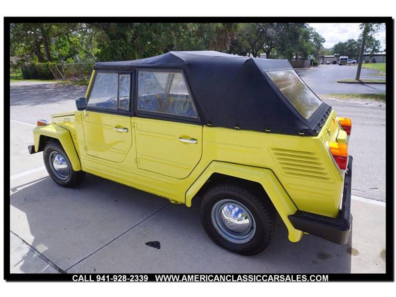 Large Picture of Classic '73 Thing Offered by American Classic Car Sales - M74X