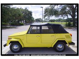 Picture of '73 Thing located in Florida - $15,750.00 - M74X