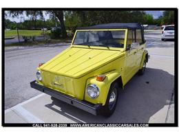 Picture of '73 Volkswagen Thing located in Sarasota Florida - $15,750.00 - M74X
