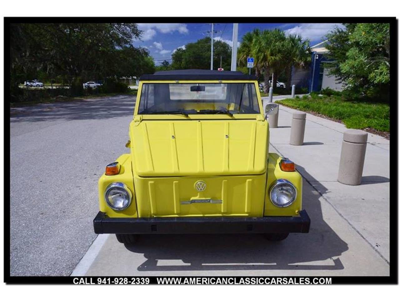 Large Picture of Classic '73 Thing located in Florida Offered by American Classic Car Sales - M74X