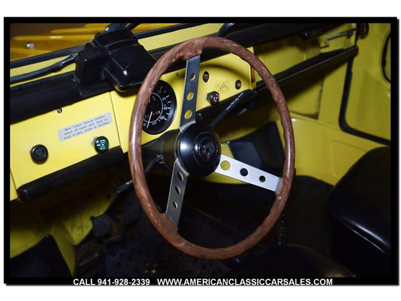 Large Picture of Classic '73 Thing - $15,750.00 Offered by American Classic Car Sales - M74X