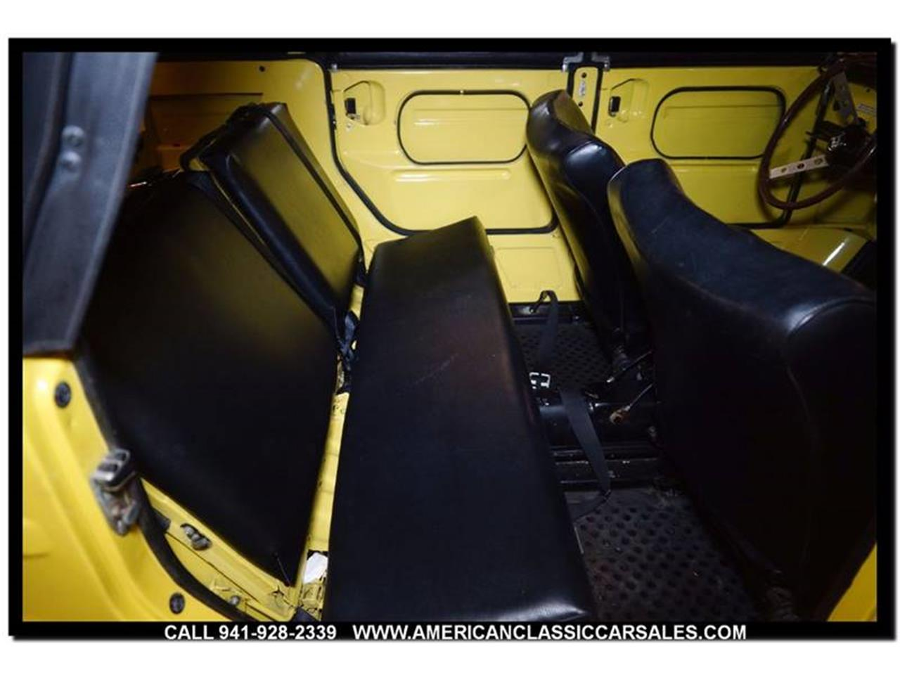 Large Picture of '73 Volkswagen Thing - $15,750.00 Offered by American Classic Car Sales - M74X