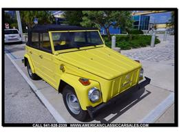 Picture of Classic 1973 Thing located in Sarasota Florida - $15,750.00 Offered by American Classic Car Sales - M74X