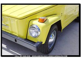 Picture of Classic 1973 Volkswagen Thing located in Florida Offered by American Classic Car Sales - M74X