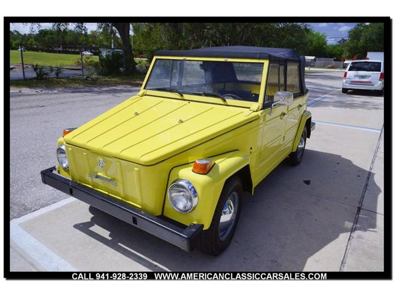 Large Picture of Classic 1973 Thing - $15,750.00 Offered by American Classic Car Sales - M74X