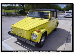 Picture of '73 Volkswagen Thing located in Florida - $15,750.00 Offered by American Classic Car Sales - M74X