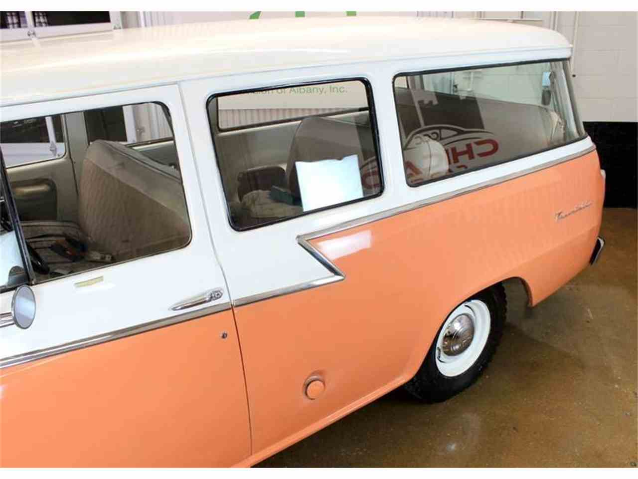 Large Picture of '59 Travelall located in Illinois Offered by Evolve Motors - M753