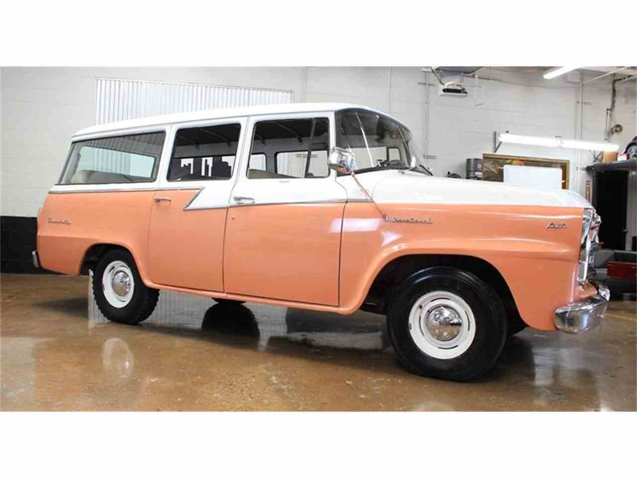 Large Picture of Classic 1959 Travelall Offered by Evolve Motors - M753