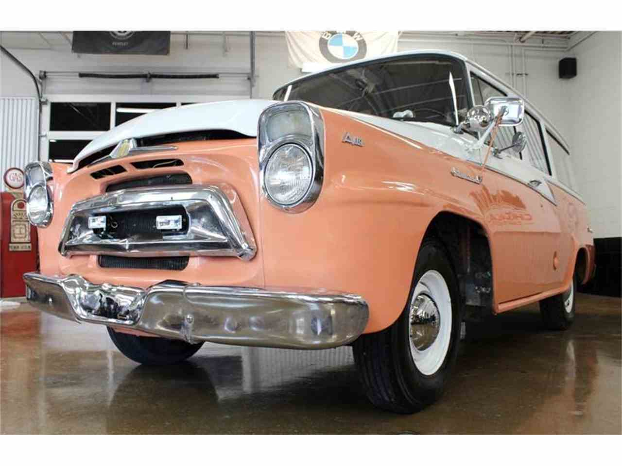 Large Picture of Classic '59 International Travelall located in Illinois Offered by Evolve Motors - M753