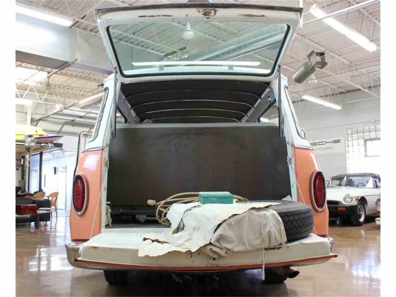 Large Picture of Classic '59 International Travelall - $19,900.00 - M753