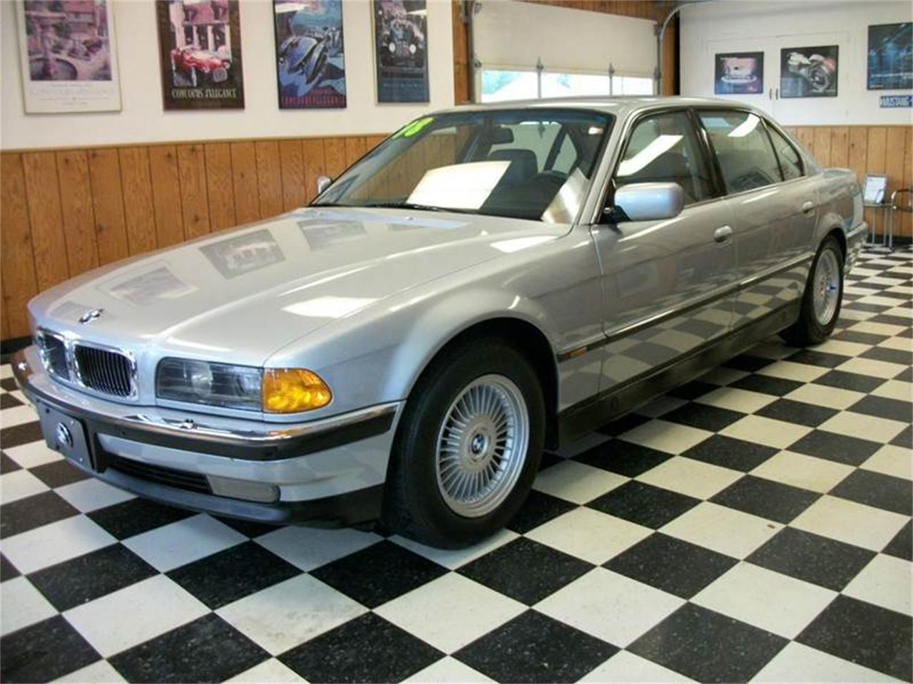 Large Picture of '98 7 Series - M757