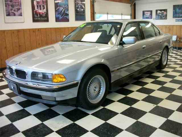 Picture of '98 BMW 7 Series located in Farmington Michigan - $9,995.00 Offered by  - M757