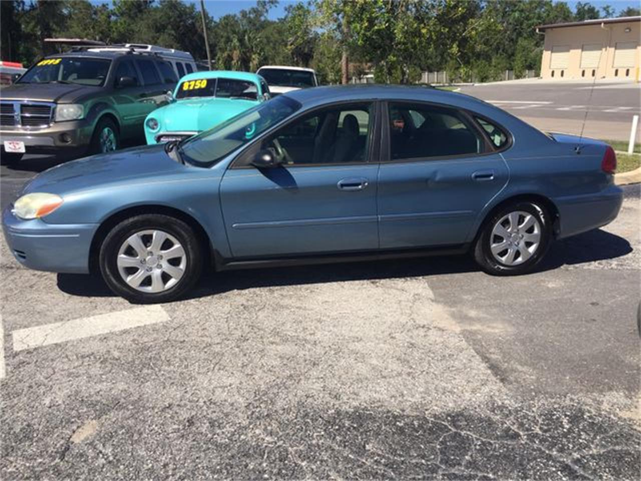 Large Picture of 2007 Ford Taurus - M75N