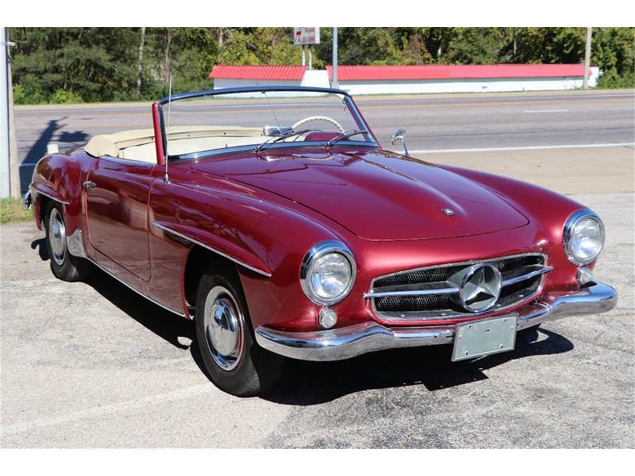 Large Picture of '58 Mercedes-Benz 190SL located in St Louis Missouri - $82,500.00 - M75Y