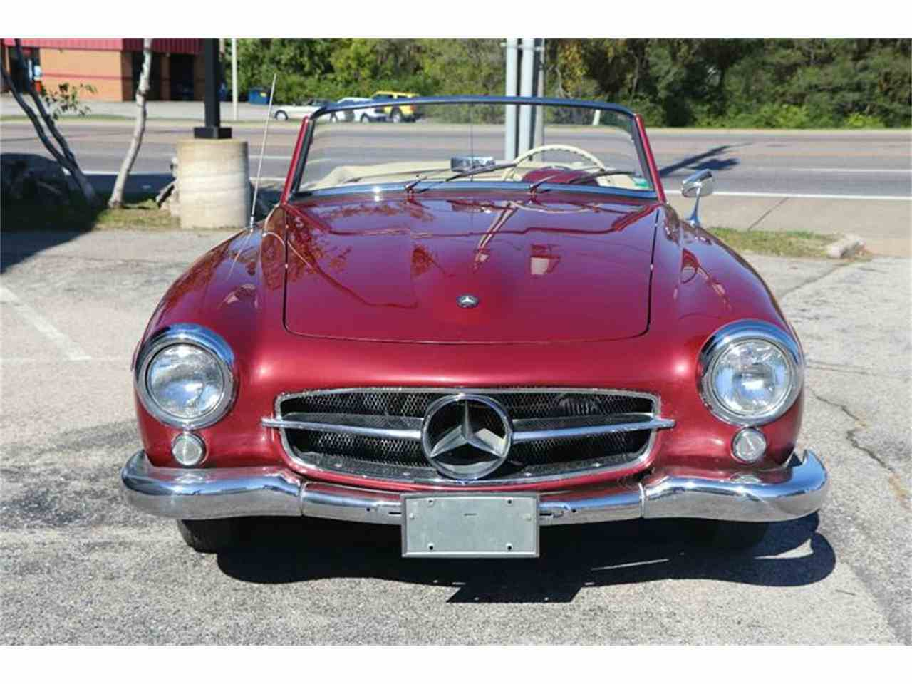 Large Picture of '58 190SL - M75Y