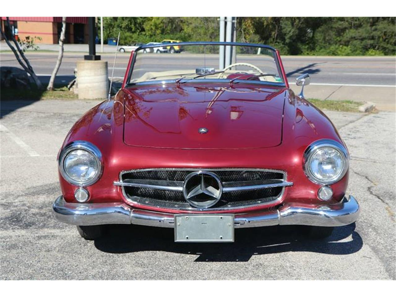 Large Picture of Classic '58 Mercedes-Benz 190SL - $82,500.00 Offered by It's Alive Automotive - M75Y