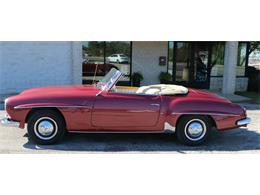 Picture of '58 190SL - $82,500.00 Offered by It's Alive Automotive - M75Y