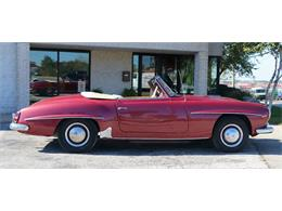 Picture of '58 190SL located in Missouri - $82,500.00 Offered by It's Alive Automotive - M75Y