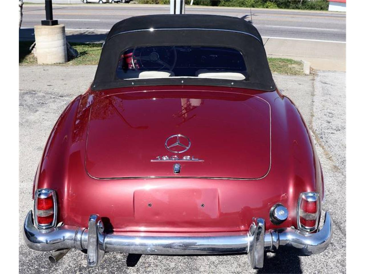 Large Picture of 1958 Mercedes-Benz 190SL located in St Louis Missouri - M75Y