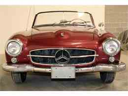 Picture of '58 190SL - M75Y
