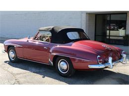 Picture of 1958 190SL located in St Louis Missouri - M75Y