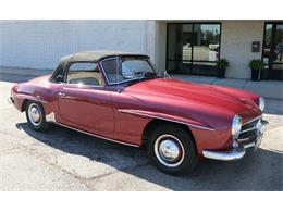 Picture of '58 Mercedes-Benz 190SL located in St Louis Missouri - $82,500.00 Offered by It's Alive Automotive - M75Y