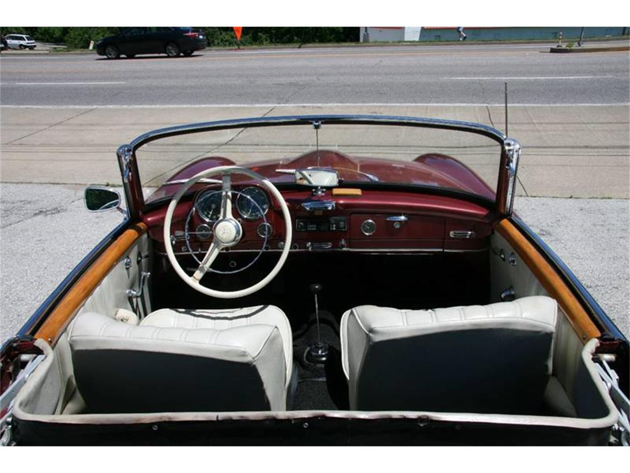 Large Picture of Classic 1958 Mercedes-Benz 190SL Offered by It's Alive Automotive - M75Y