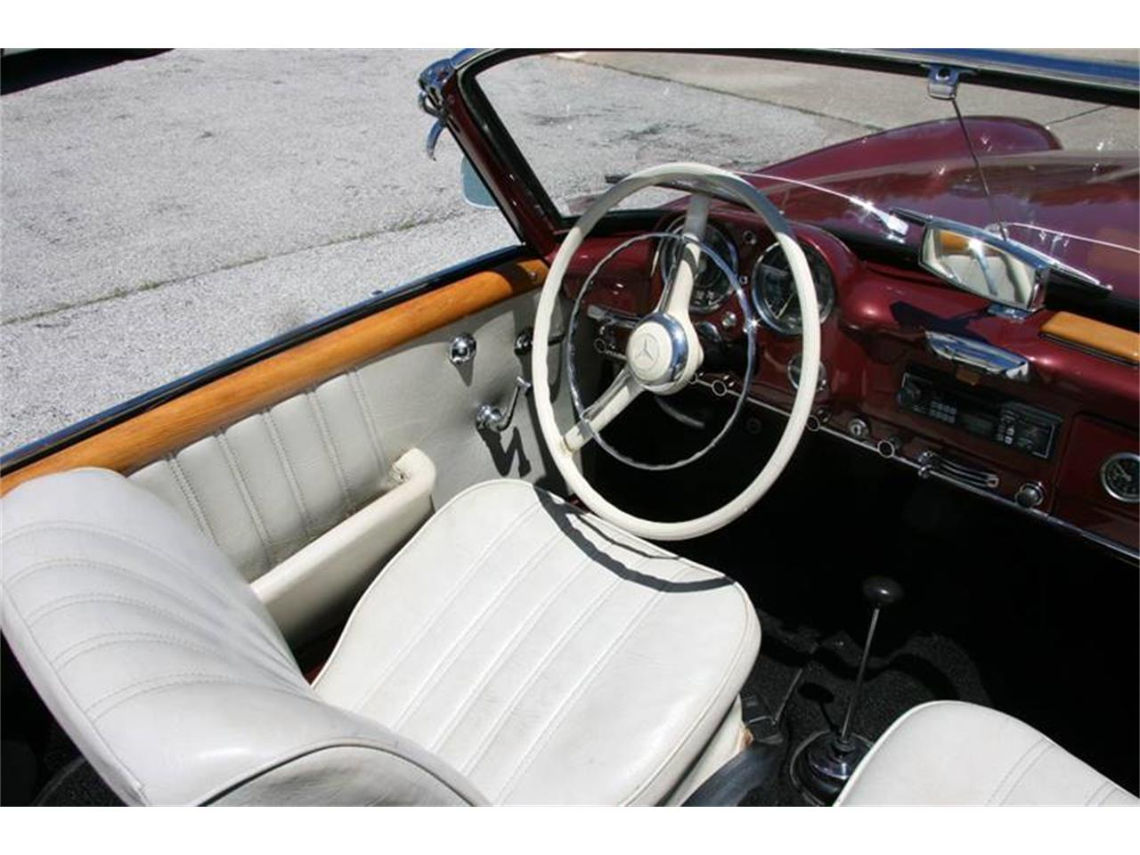 Large Picture of '58 Mercedes-Benz 190SL - $82,500.00 Offered by It's Alive Automotive - M75Y