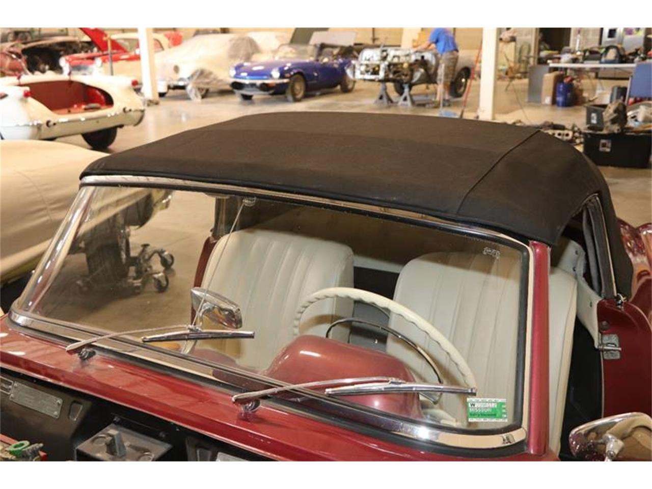 Large Picture of 1958 Mercedes-Benz 190SL - $82,500.00 - M75Y