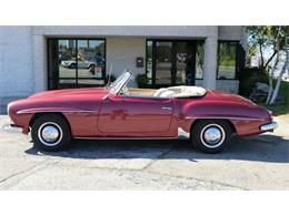 Picture of '58 Mercedes-Benz 190SL located in Missouri - $82,500.00 Offered by It's Alive Automotive - M75Y