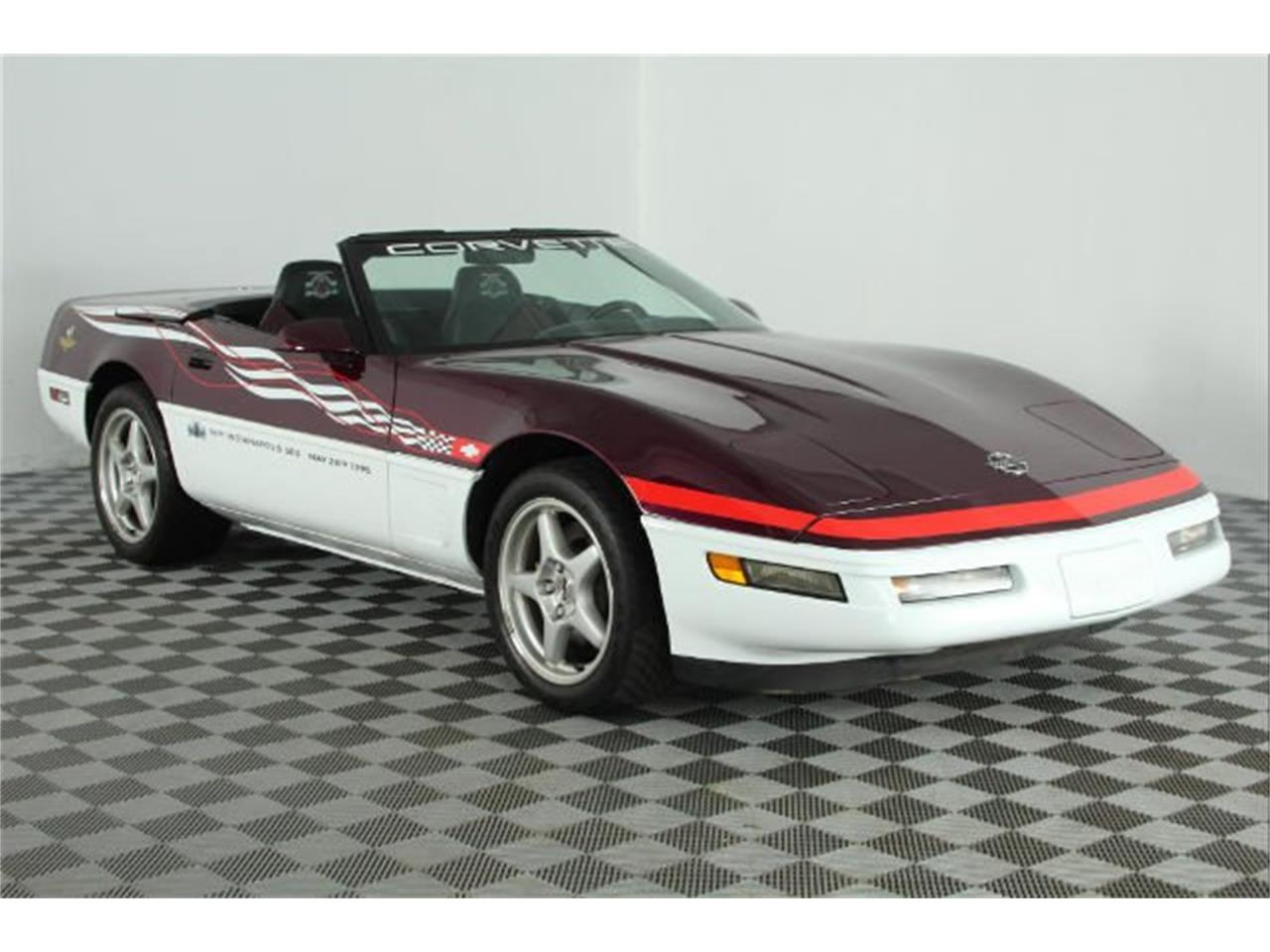 Large Picture of '95 Corvette - M760